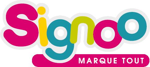 Logo du fabricant d'étiquettes Signoo