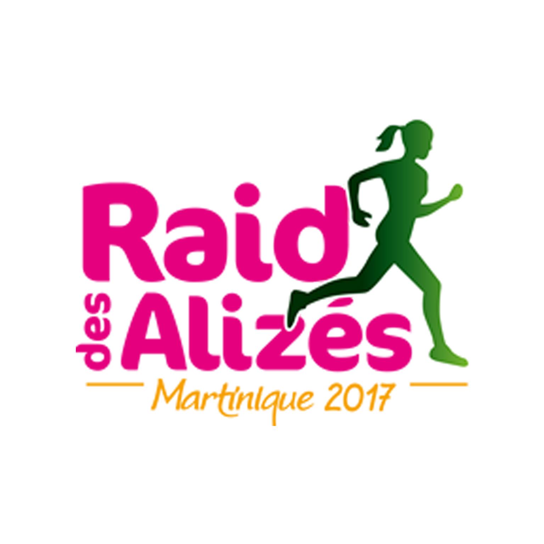 Logo du raid des Alizés