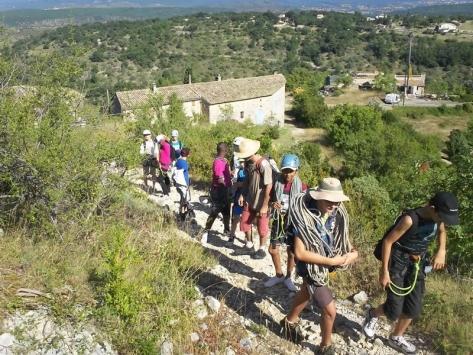 colonie de vacances en Ardèche