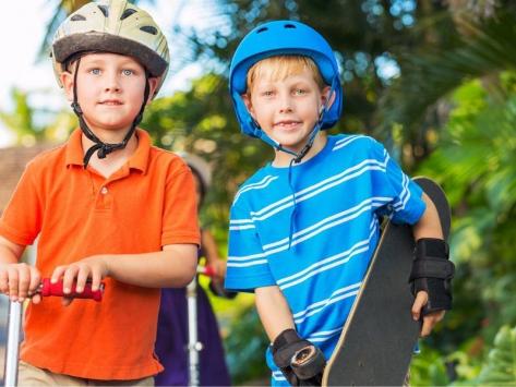 Colonie de vacances skate