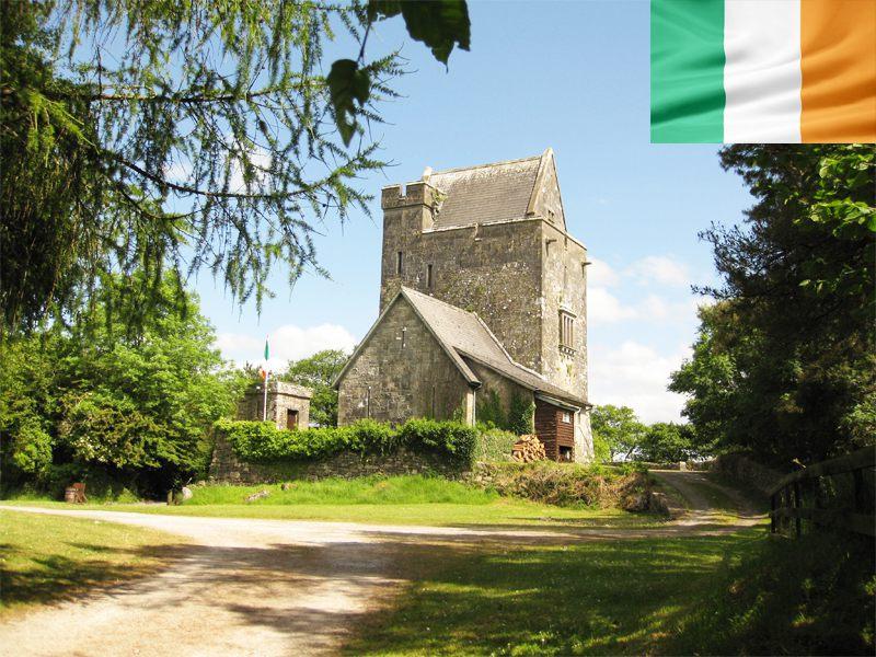 monastère irlande en colonie de vacances en irlande cet été