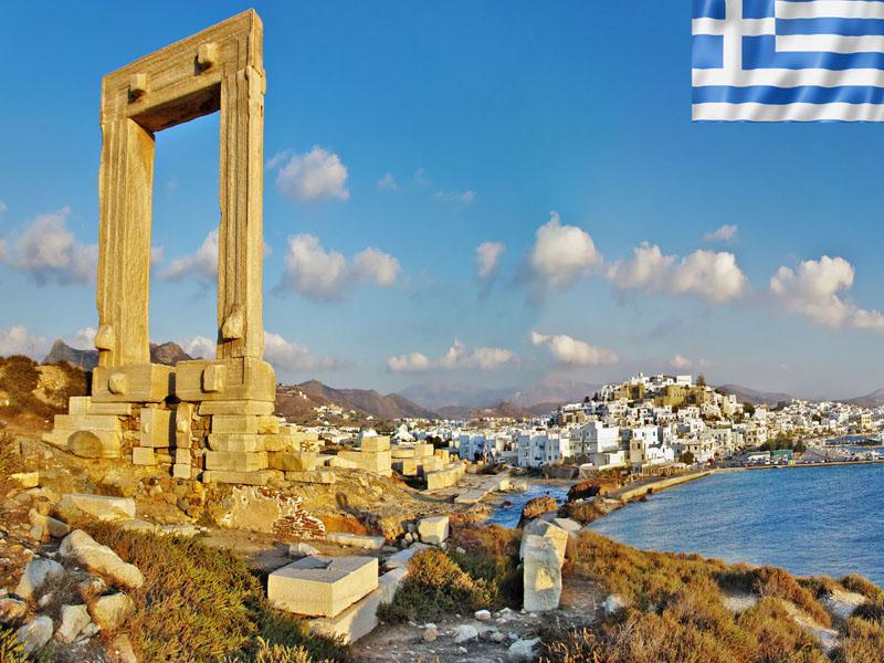vestiges à visiter en grèce pour les adolescents en colonie de vacances d'été en Grèce