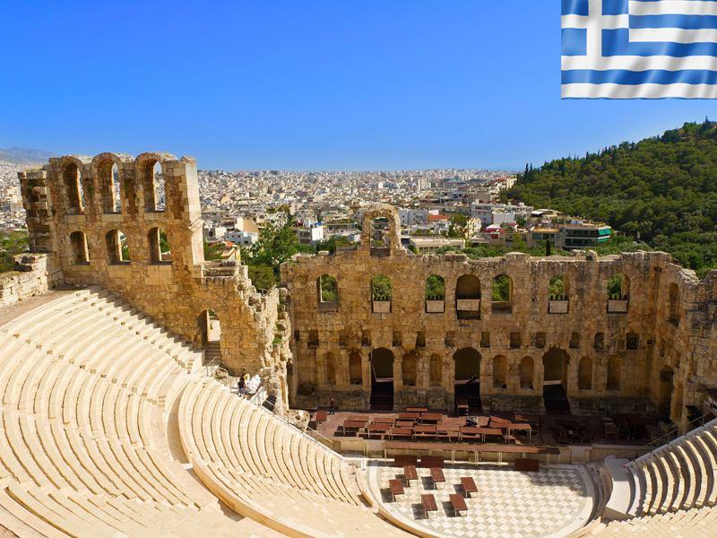Visite de vestiges en Grèce cet été pour les ados en colonie de vacances en Grèce