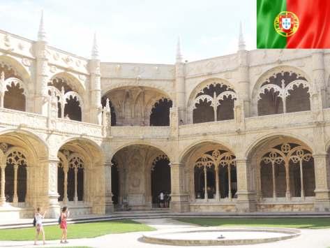 colonie de vacances au Portugal