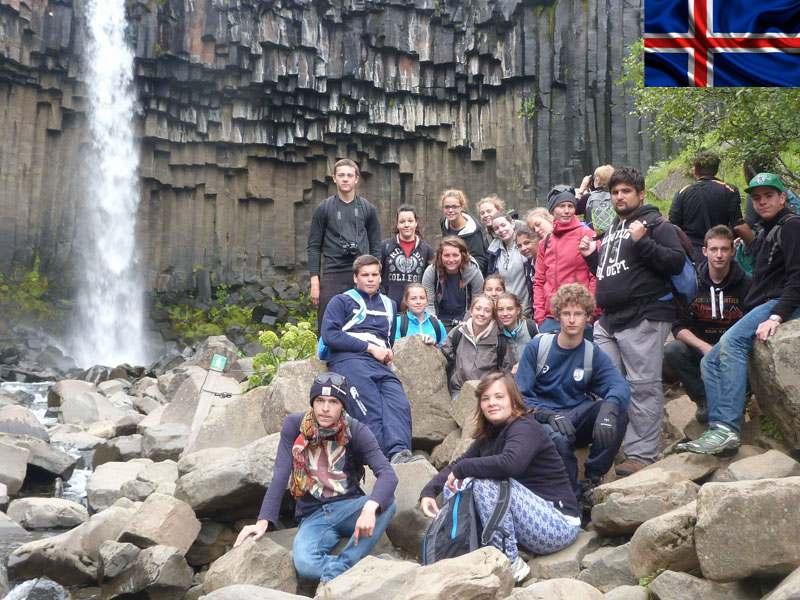 ados en colo en Islande cet été