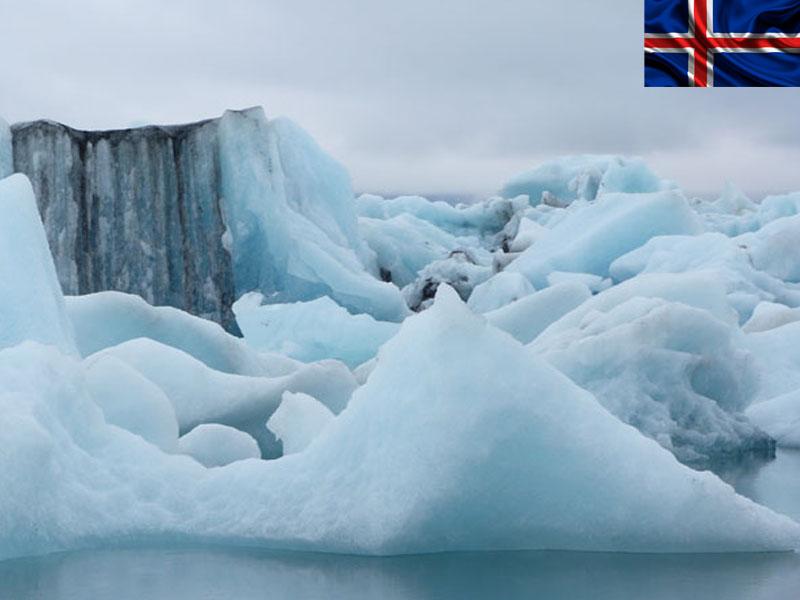 Glaciers en Islande en colonie de vacances cet été