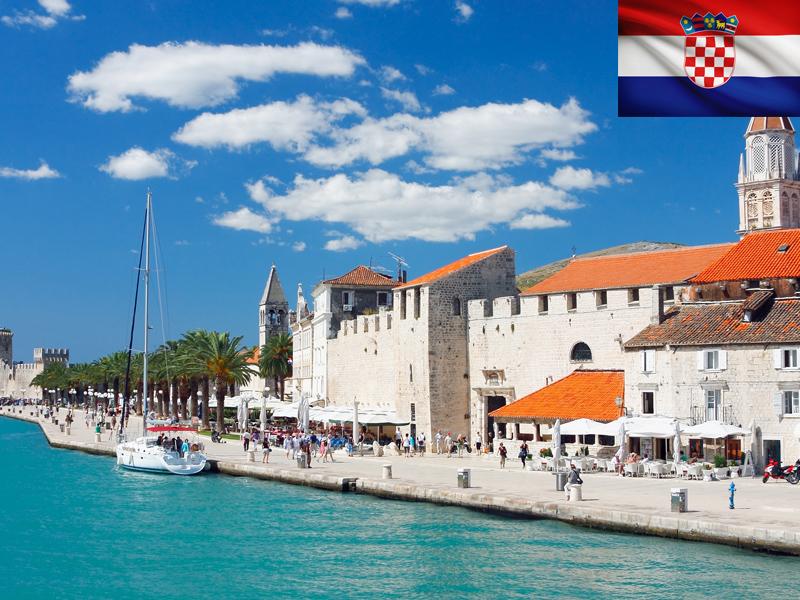 Port de Croatie