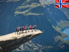 La Laponie (Suède - Norvège)