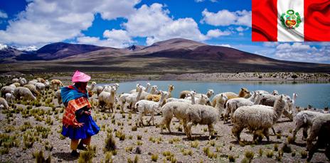 Sur la piste des Incas