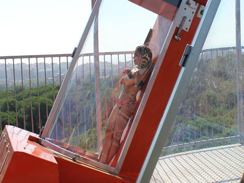 activité aquatique aquabrava en colonie de vacances cet été en Espagne