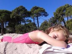Sports et détente sous le soleil