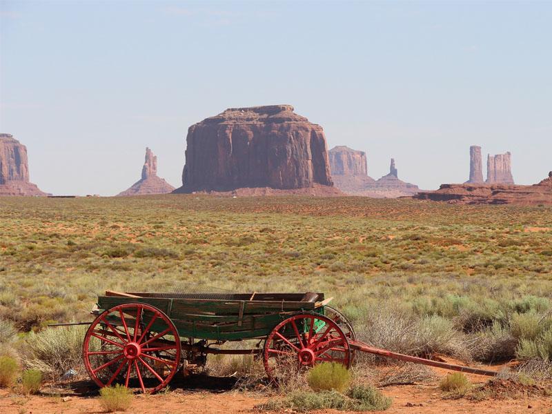 A la rencontre des Navajos à Monument Valley colonie de vacances ados