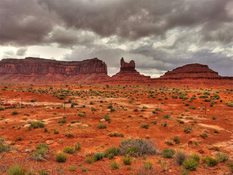 Rencontre avec les Navajos en colonie de vacances en Californie