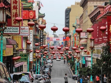 Colonie de vacances Californie Chinatown