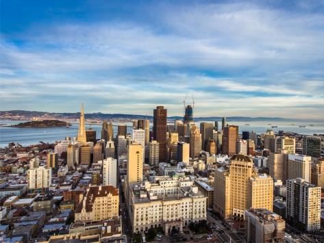 Colonie de vacances à San Francisco été ados