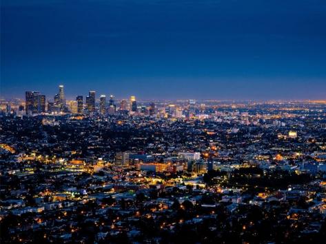 Los Angeles by night colonie de vacances ados été