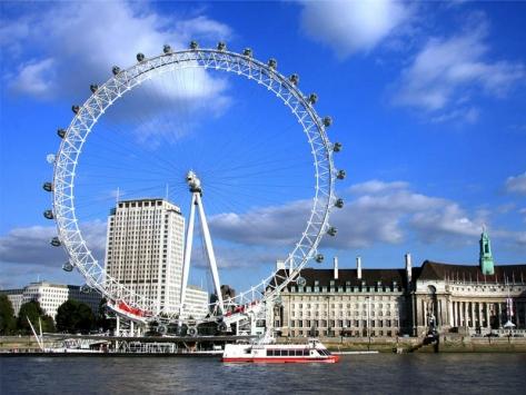 Londres voyage linguistique