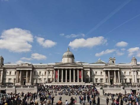 Stage linguistique et visite au National Gallery museum Londres