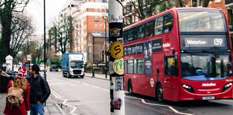 Londres spécial étudiants