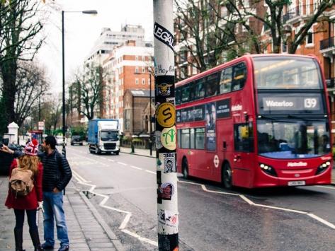 Voyage étudiants Londres