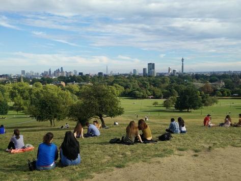 Voyage linguistique à Londres pour étudiants