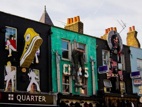 Camden town trip in London