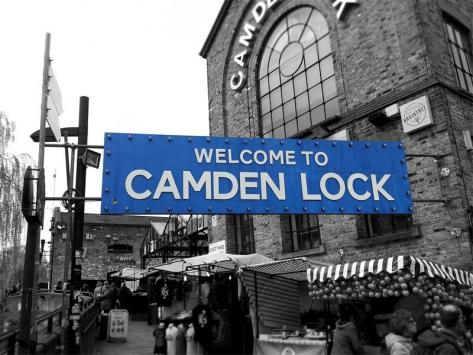 Visiter Camden Town et Londres