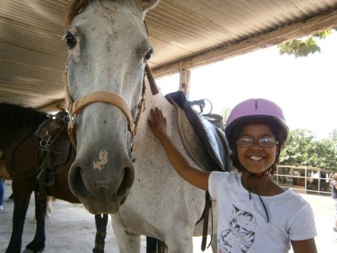 Stage sportif d'équitation été en Auvergne