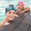 Stage sportif natation été en Auvergne