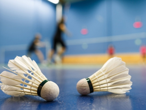 Stage sportif de badminton