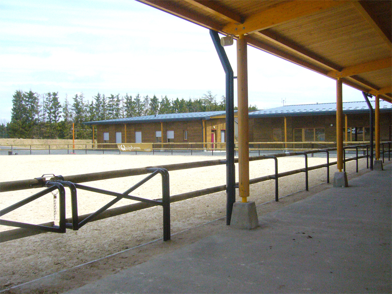 Centre equitation stage sportif