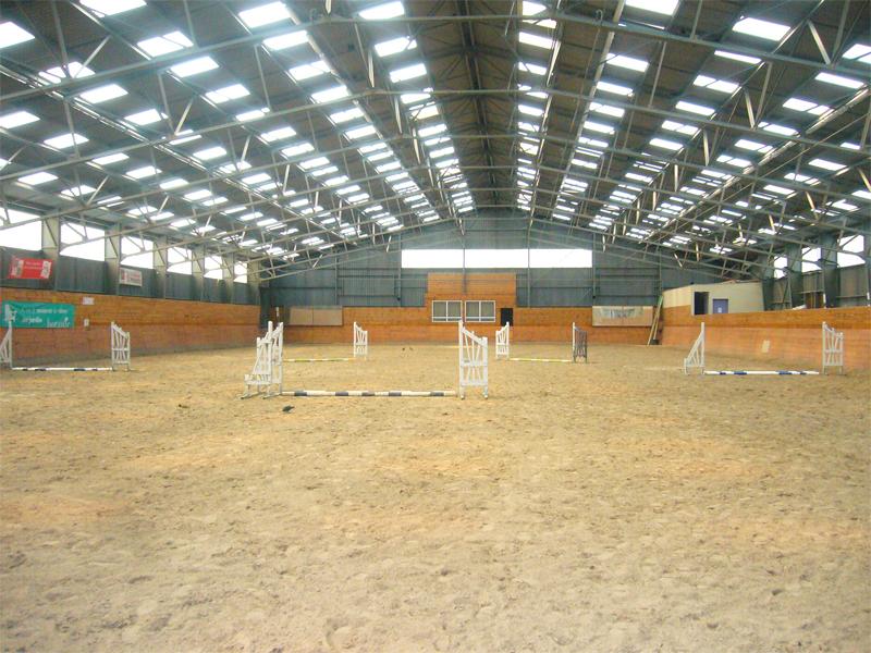 Centre équestre stage sportif équitation