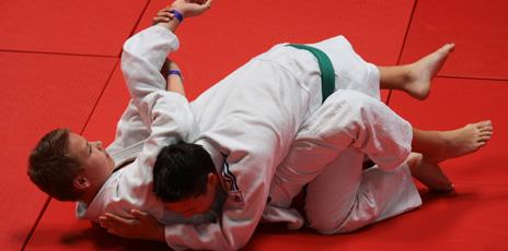 Stage Judo en Auvergne