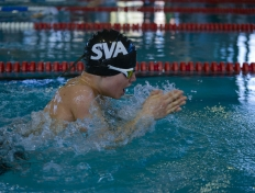 Stage natation en Auvergne