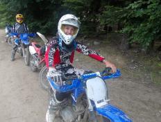 Stage moto et Sport