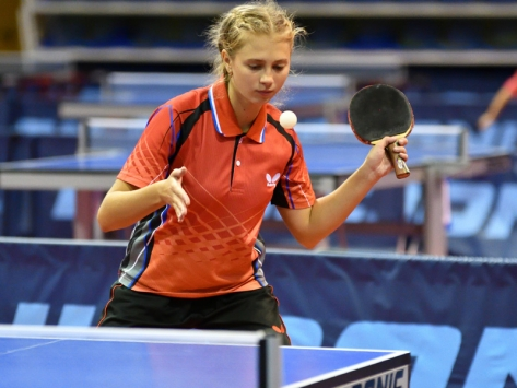 Stage sportif tennis de table