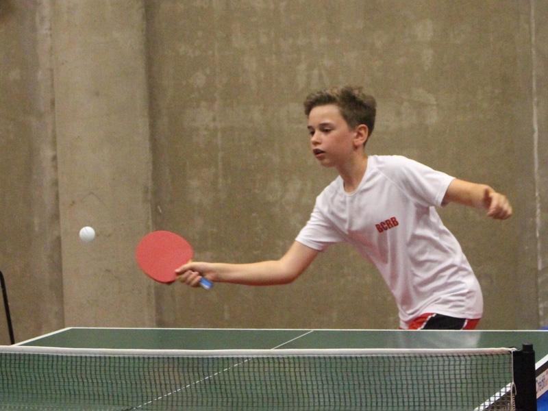 Stage de ping pong en auvergne enfants et ados de 7 17 ans djuringa juniors - Wake sport tennis de table ...