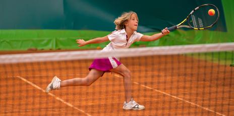 Stage tennis en Auvergne