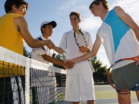 Stage de sport tennis été