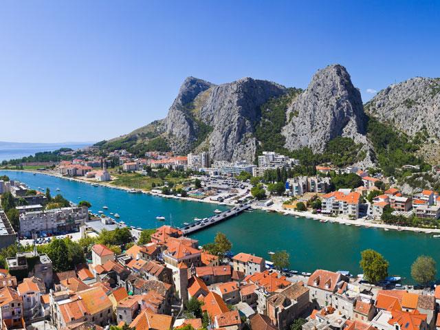 Voyage itinérant en colonie de vacances d'été en Europe pour ados