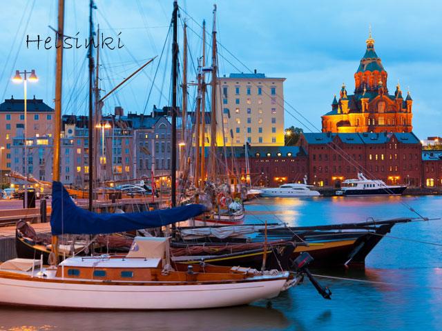 Visiter Helsinki en colonie de vacances