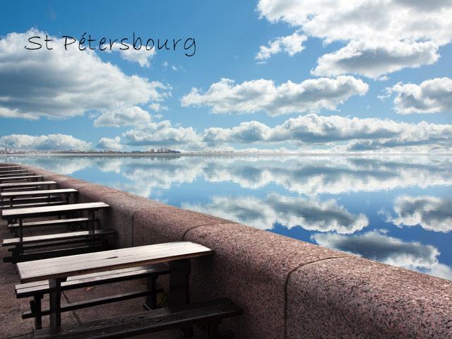Visiter Saint petersbourg en colonie de vacances d'été
