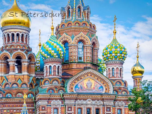 Temple de saint petersbourg en colonie de vacances cet été
