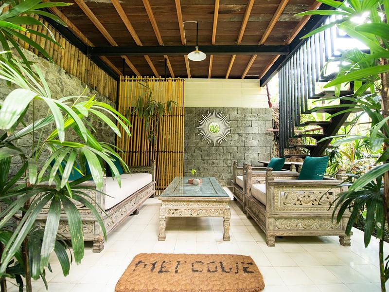 Hébergement de colonie de vacances ados à Bali cet été