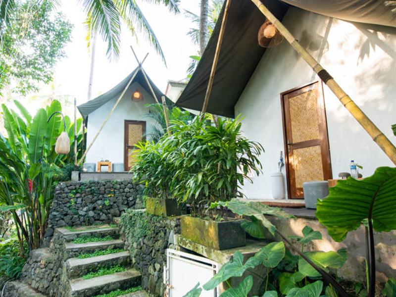 Magnifique hébergement de colonie de vacances à Bali pour ados