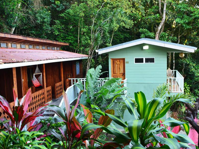 Hébergement de la colonie de vacances pour ados au Costa rica cet été