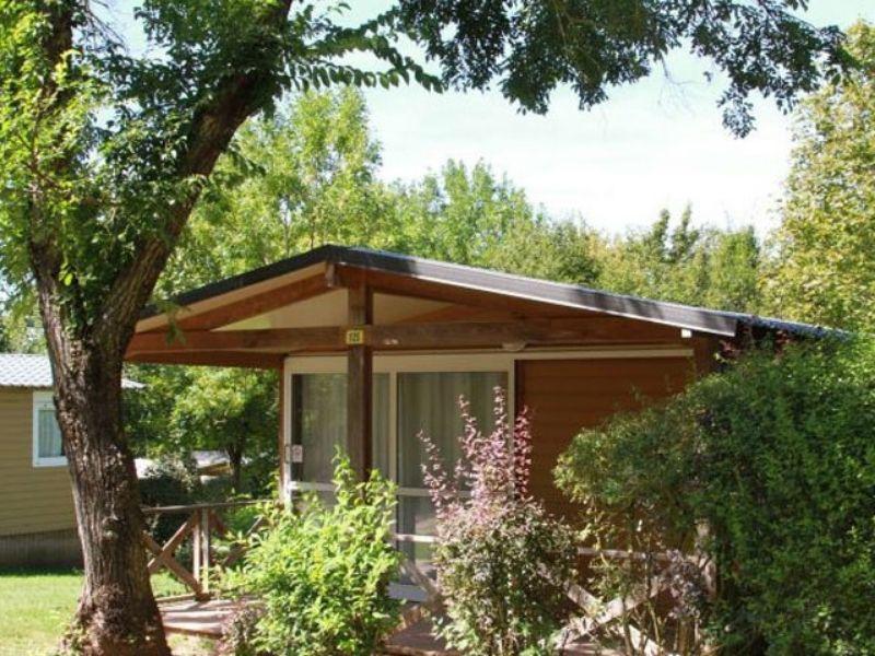 Hébergement de la colonie de vacances en Aveyron en été