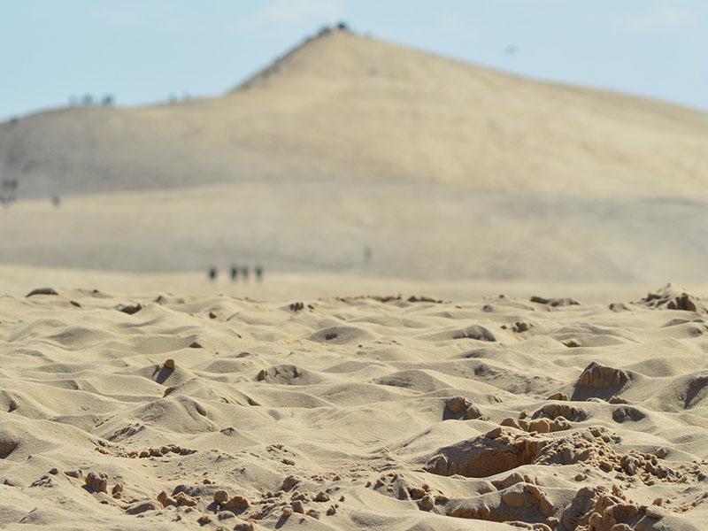 La Dune du Pilat en été