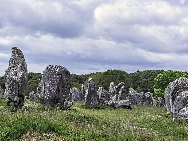Pré celtique en Bretagne