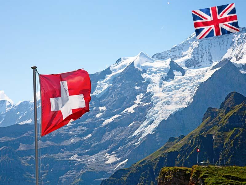 Stage linguistique en Suisse pour parler anglais